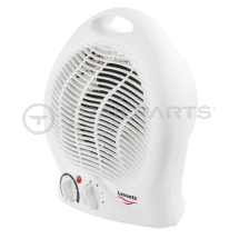 Electric upright portable fan heater 240V 2kW