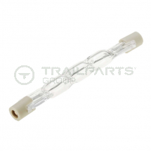 Halogen R7 linear lamp 240V 120W 78mm