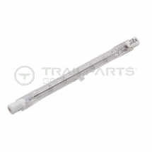 Halogen R7 linear lamp 110V 500W 117mm