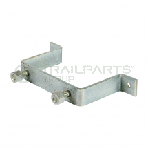 Spare wheel carrier for 4inch PCD wheels