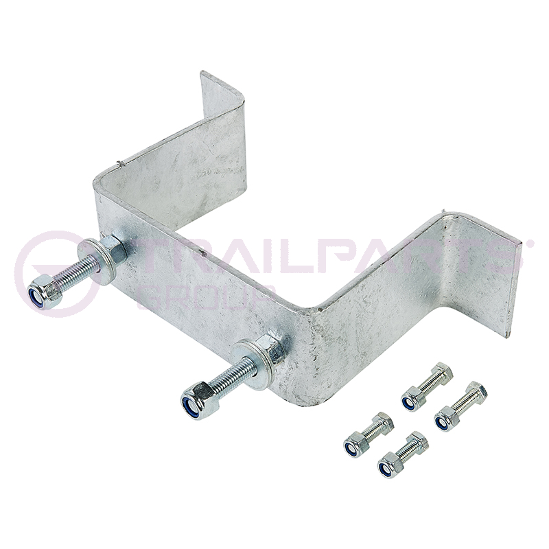 Spare wheel carrier for 5.5inch PCD wheels