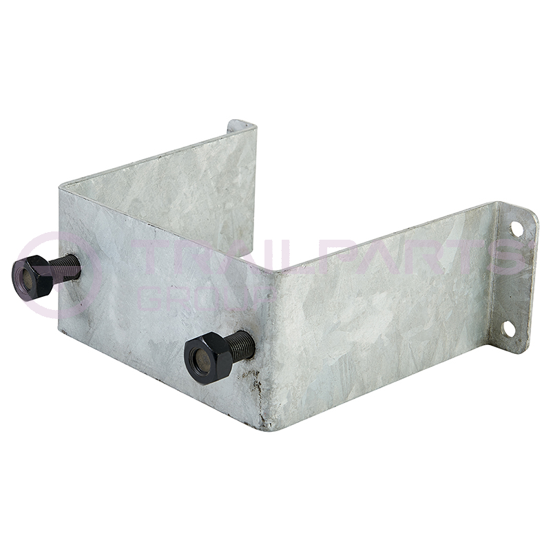 Spare wheel carrier for 6.5inch PCD wheels