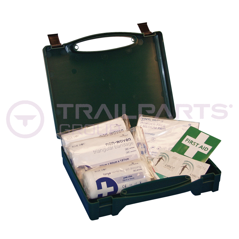 First aid kit 1 person travel