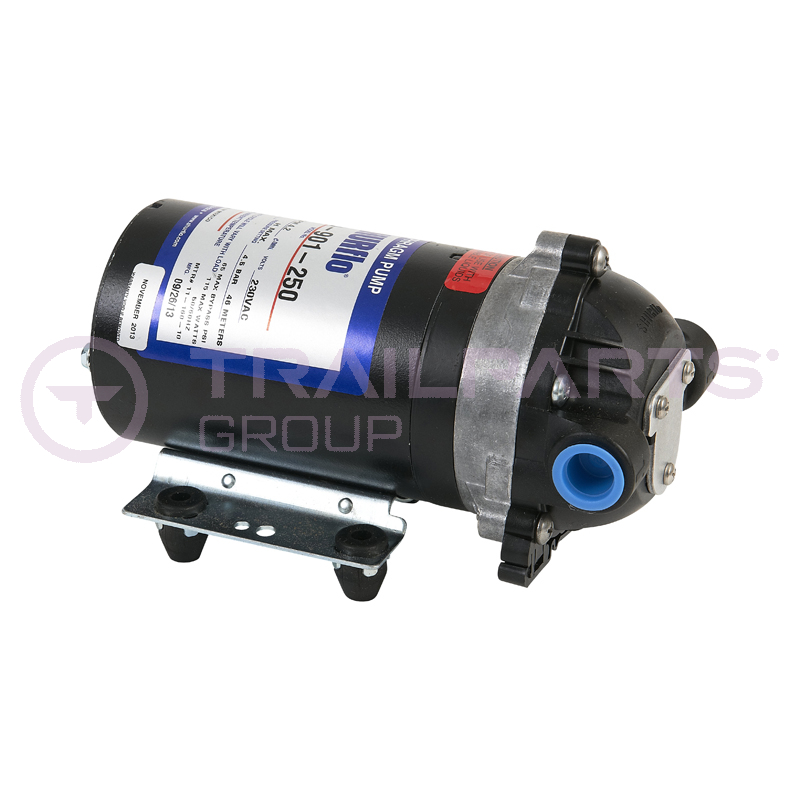 SHURflo water pump 230V 65psi (NOT ON DEMAND) 4.2LPM