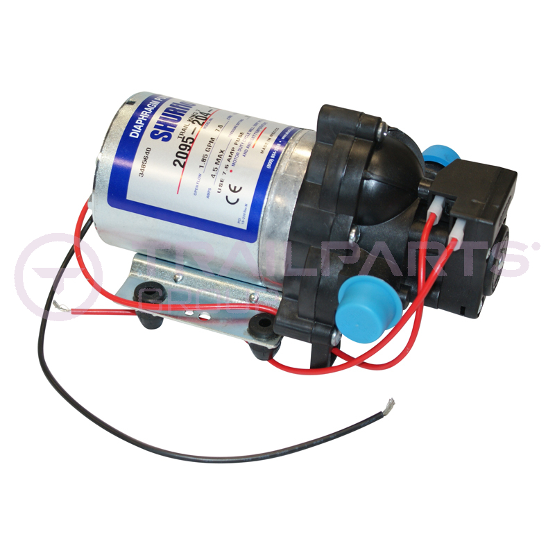 SHURflo water pump 12V 20psi (ON DEMAND) 7LPM
