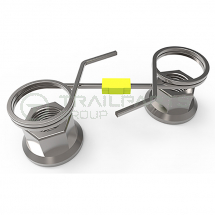 Wheel nut retention device to suit 5 x 24mm x 165.1mm PCD