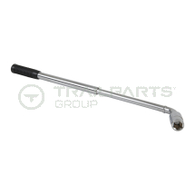 Telescopic wheel wrench 17/19mm