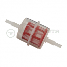 Universal in-line fuel filter (BF7863E)
