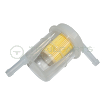 Primary fuel filter 90 degree