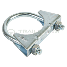 Exhaust pipe clamp 48mm