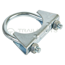Exhaust pipe clamp 54mm