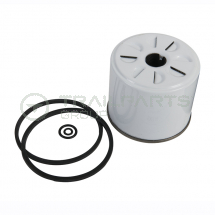 Fuel filter for Perkins engine Replaces Baldwin BF825