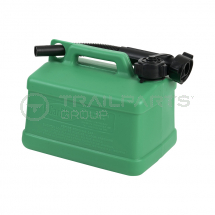 Fuel can 5ltr green