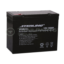 Deep cycle AGM battery 12V 140Ah
