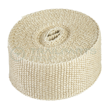Thermal exhaust wrapping tape 50mm x 8.3m 1000+ deg C