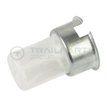 Fuel tank inlet strainer for Honda fuel tank
