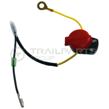 On/off switch for Honda GX120- GX390 double wire