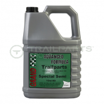 Engine oil 10W/40 semi- synthetic 5ltr