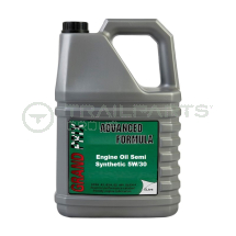 Engine oil semi synthetic 5W/30 5ltr