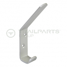 Hat and coat hook 125mm SAA