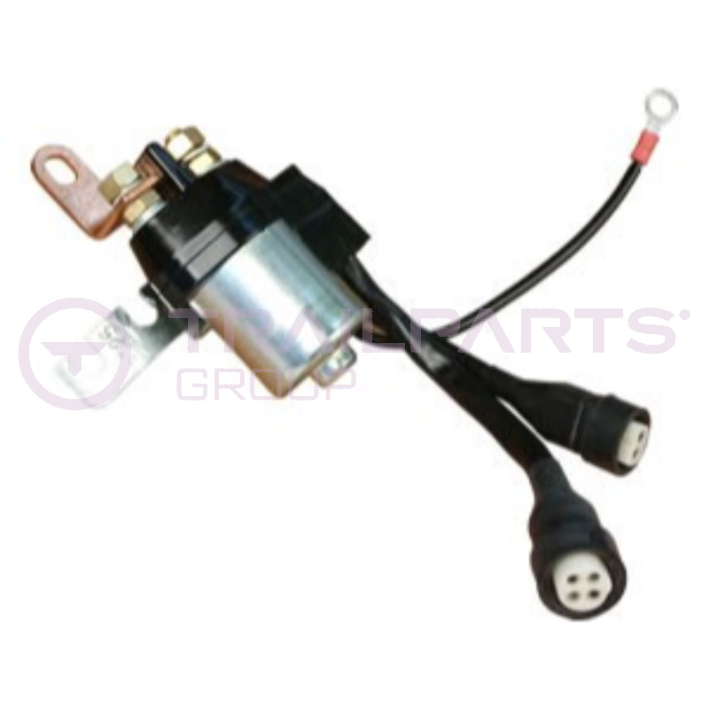 Smart start hydraulic solenoid KS7