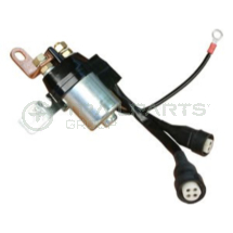 Smart start hydraulic solenoid KS7 12/24v DC