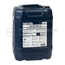 Biodegradable hydraulic 32 oil 20ltr*