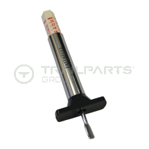 Tyre tread depth gauge manual