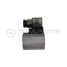 12V hydraulic solenoid for Boss Cabin Cetop Valve
