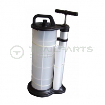 Oil extractor pump heavy duty 10 ltr capacity