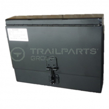 Document box for CD20 SEB cable drum trailer