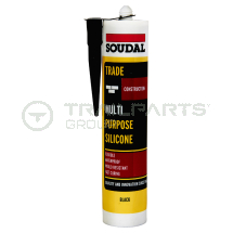 General purpose black flooring silicone for ply edging 310mm
