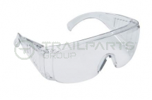 Safety spectacles polycarb EN 166:2002