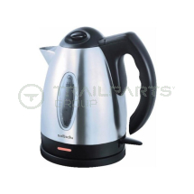 S/S kettle 1.7ltr 360° base as used in the AJC Easy Cabins