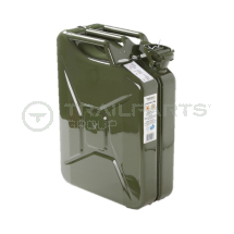 20lt metal jerry can without spout