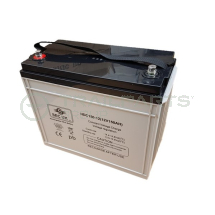 SEC UK 150AH 12V AGM deep cycle battery