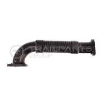 Yanmar L100 exhaust flexi pipe for Stephill Generator