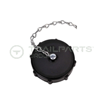 2inch BSP Plastic filler cap for fuel tanks