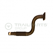 Exhaust manifold for Compact Welfare with flexi 180-850