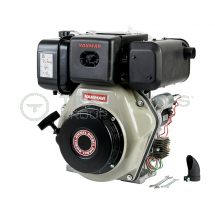 Yanmar L100 engine without key switch for p/washers, plant...