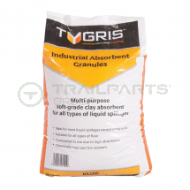 Spill control industrial absorbent granules 20ltr sack