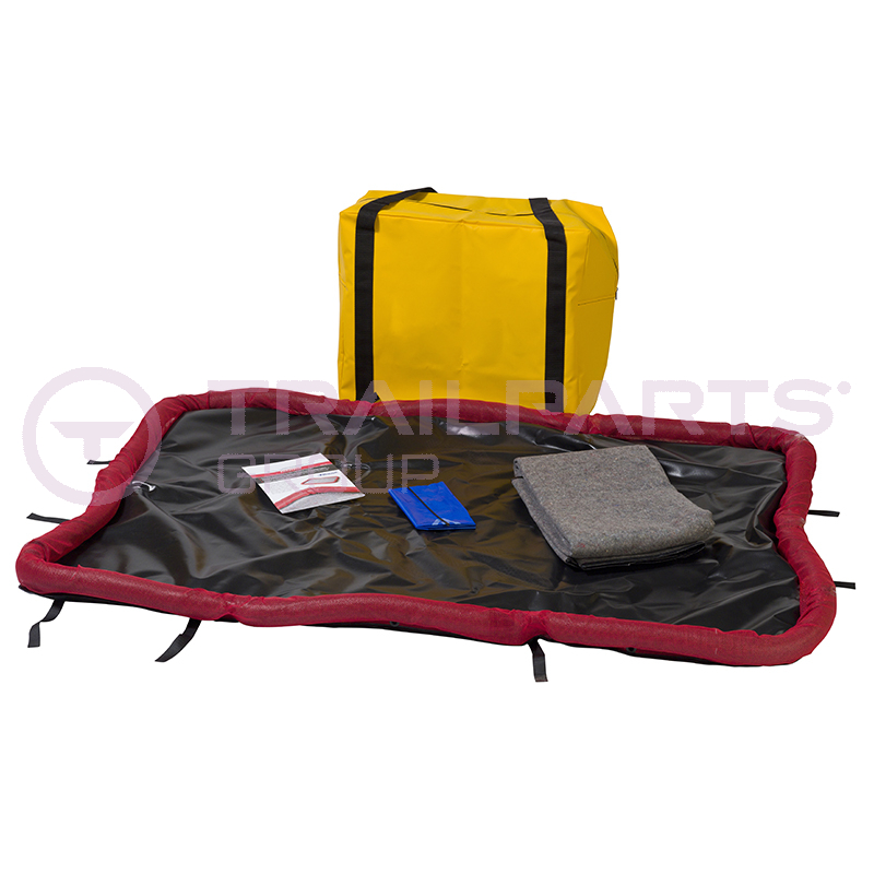 ECOShield plant mat and liner kit in holdall 1600 x 1200mm