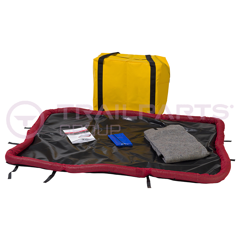 ECOShield plant mat and liner kit in holdall 2000 x 1400mm