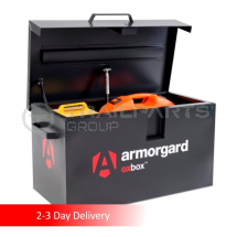 Armorgard Oxbox van box 915x490x450 external