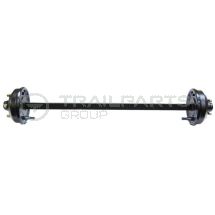 M&E axle for Boss Cabin 1800kg 5 x 6.5inch PCD 250x40mm