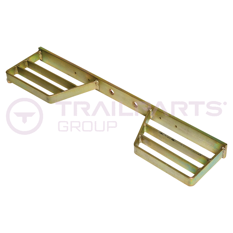 Towstep 2 bolt fixing 700 x 143mm