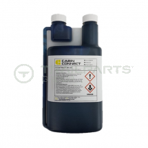 Contract Blue toilet additive Cherry 12 x 1lt