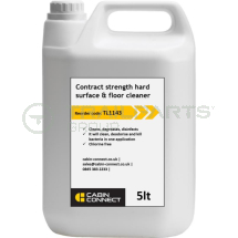 CabinConnect contract floor & hard surface cleaner 2 x 5lt