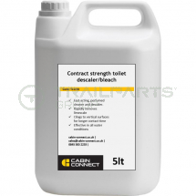 CabinConnect contract strength toilet descaler/bleach 2 x 5l
