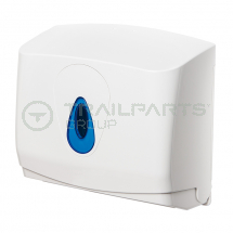 Interfold mini hand towel dispenser